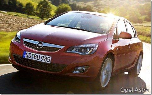 Opel quer vender mais fora da Europa, e isso inclui o Brasil