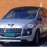 Peugeot 3008 é flagrado em testes no Brasil