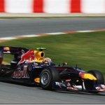 GP da Espanha – Mark Webber larga na frente