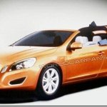 Volvo S60 conversível cai na internet