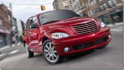 Chrysler encerrará produção do PT Cruiser no dia 9 de julho
