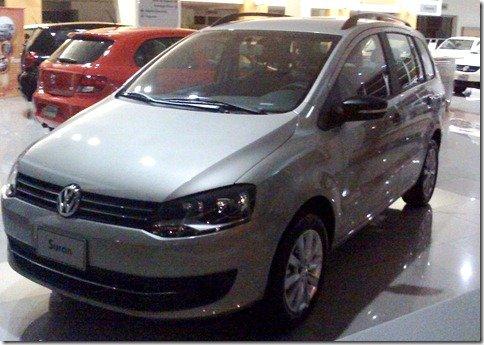 Nova Volkswagen SpaceFox já está nas concessionárias Argentinas