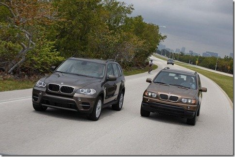 BMW X5 chega a 1 milhão de unidades produzidas