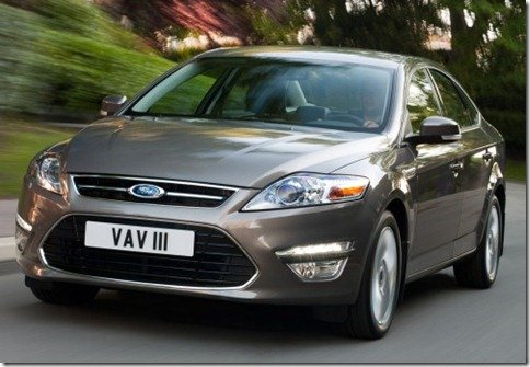 Ford mostra o Mondeo 2011