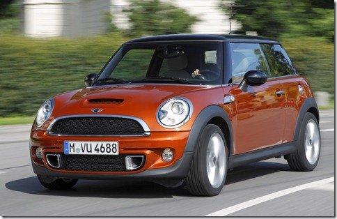 Mini Cooper 2011 é revelado