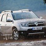 Duster com logotipo da Renault tem as primeiras imagens reveladas