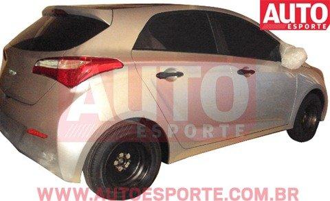 Assim é o novo Hyundai compacto que será fabricado no Brasil