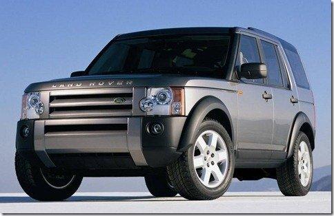 Land Rover convoca Discovery 3 e Range Rover Sport para recall