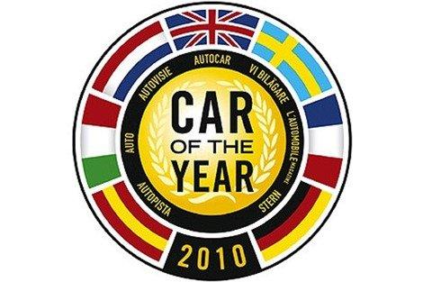 Candidatos ao Carro do Ano da Europa 2011 são divulgados