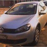 Volkswagen Golf é flagrado no Brasil novamente