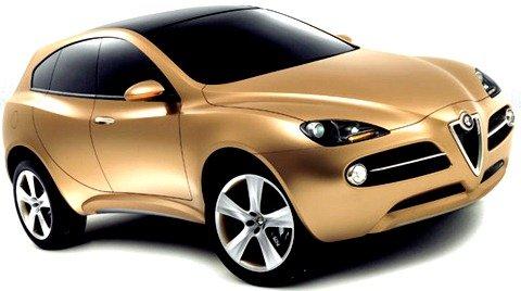 Alfa Romeo quer lançar crossover