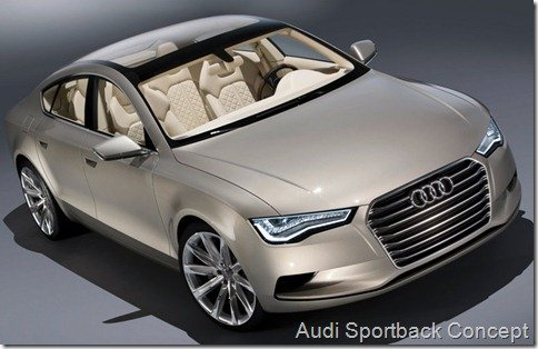 Audi A7 será apresentado na próxima segunda-feira