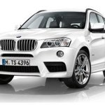 Vazam fotos do kit M do BMW X3