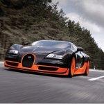 Bugatti apresenta a série especial Super Sports para o superesportivo Veyron