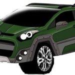 Leitor faz projeção do novo crossover da Fiat