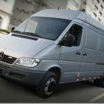 Mercedes-Benz convoca recall para a Sprinter no Brasil