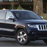Jeep Grand Cherokee 2011 será lançada no Salão de São Paulo