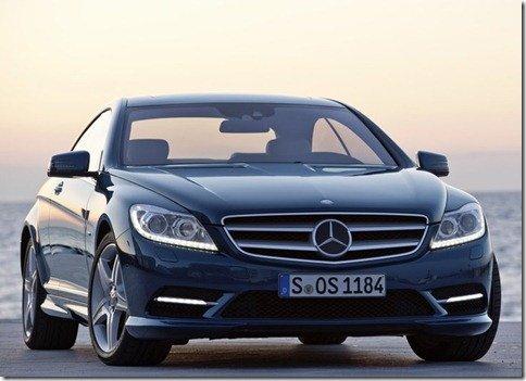 Mercedes revela o CL 2011