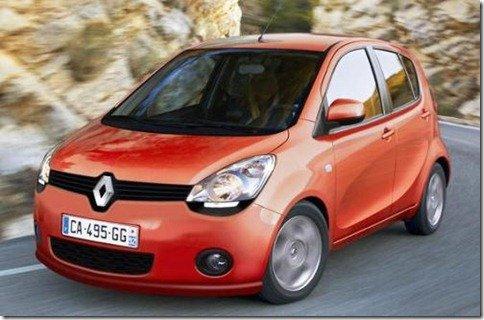 Renault desenvolverá carro de baixo custo em parceria com a Nissan e Bajaj