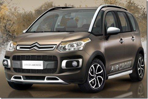 Citroën Aircross tem lançamento confirmado para o dia 19 de Julho