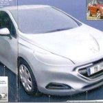O Peugeot 309 será assim?