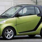 Grupo Daimler anuncia desligamento da smart