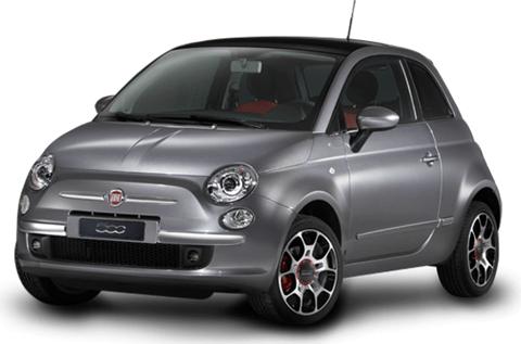 Fiat 500 Prima Edizione, apenas para os Estados Unidos