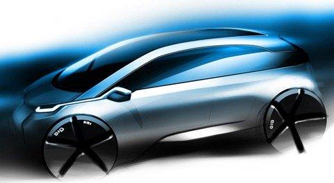 BMW libera detalhes do compacto Megacity