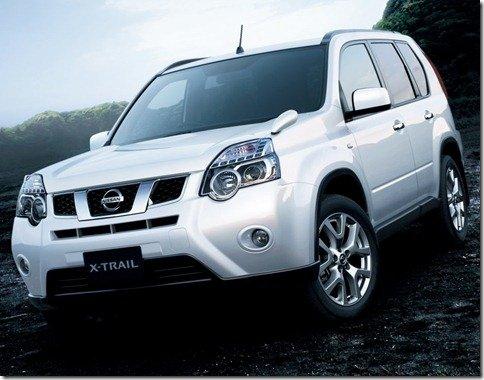 Enquanto deixa de ser vendido no Brasil, Nissan X-Trail é reestilizado no Japão