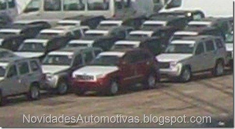 Novo Grand Cherokee 2011 já está no Brasil