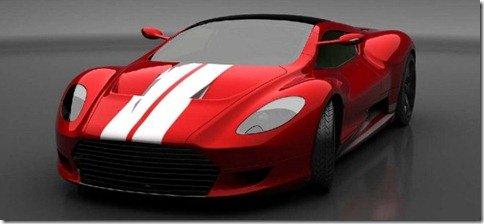 Aston Martin desenvolve superesportivo que será vendido em série limitada de 8 unidades