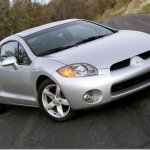 Mitsubishi Eclipse deixa de ser importado para o Brasil, diz revista