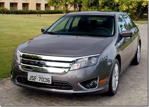 Ford pode trazer Fusion V6 com tração dianteira para o Brasil