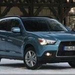 Mitsubishi ASX estará no Salão do Automóvel e chega em 2011