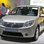 Salão de Moscou–Renault Logan e Sandero automáticos