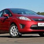 Ford New Fiesta Sedan é lançado nos Estados Unidos para brasileiros