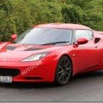 Lotus Evora S é flagrado na Alemanha
