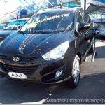 Hyundai lança oficialmente o ix35