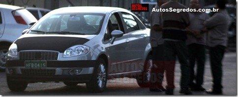 Fiat Linea se prepara para receber o novo motor 1.8 E.TorQ
