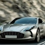 Aston Martin One-77 terá o motor aspirado mais potente do mundo
