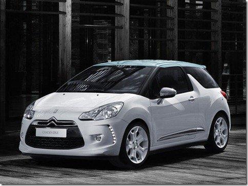 Citroën DS3 só chegará ao país em 2012 junto com o DS4