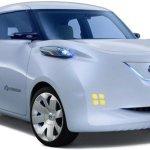 Nissan mostra Townpod em Paris