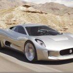 Jaguar X-C75 Concept será mostrado em Paris