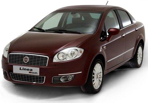 Fiat Linea 2011 ganha motor 1.8 E.TorQ