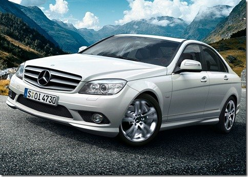 Mercedes lança C180 CGi por R$ 114.900