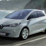 Renault Zoe aparece com seu desenho definitivo em Paris