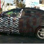 Chevrolet Cruze já está em testes no Brasil