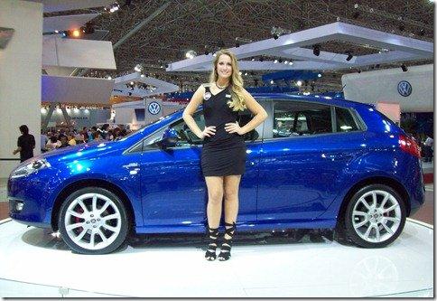 Galeria: Fiat apresenta FCC-III e Bravo ao público