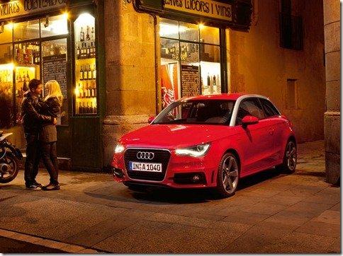 Audi A1 é apresentado oficialmente no Salão de São Paulo