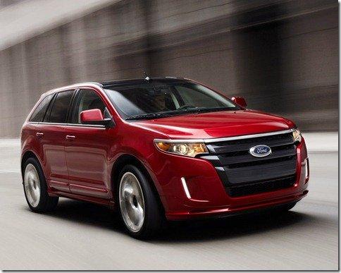 Ford confirma Edge Sport no Salão do Automóvel